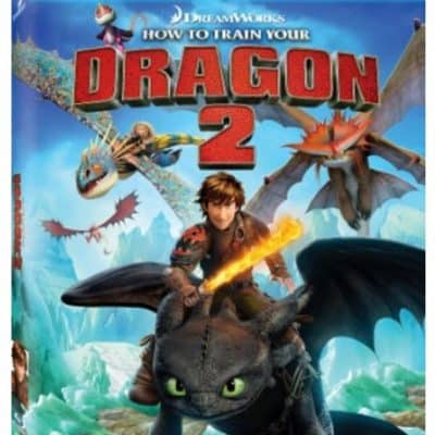 Save 68% on the How To Train Your Dragon 2 (Blu-ray + DVD + Digital HD), Free Shipping Eligible!