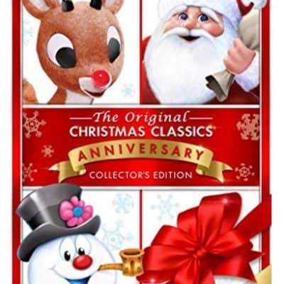 Save 40% off The Original Christmas Classics Anniversary Collector's Edition, Free Shipping Eligible!