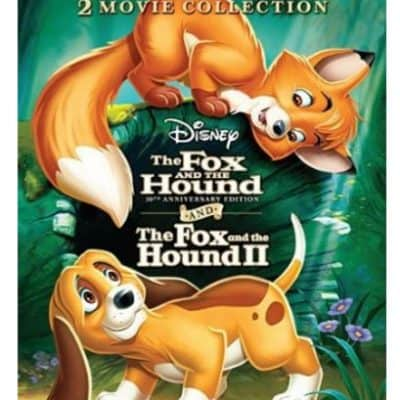 The Fox and the Hound / The Fox and the Hound II only $8.96, Free Shipping Eligible!