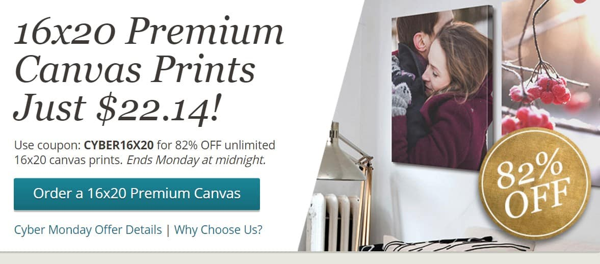 Canvas Factory Canvas Prints Save On Off Canvas Photo