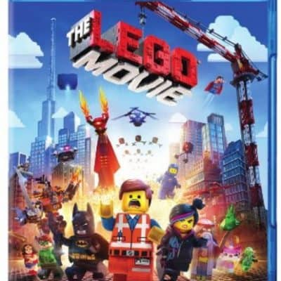 The LEGO Movie on Blu-ray only $5.99, Free Shipping Eligible!