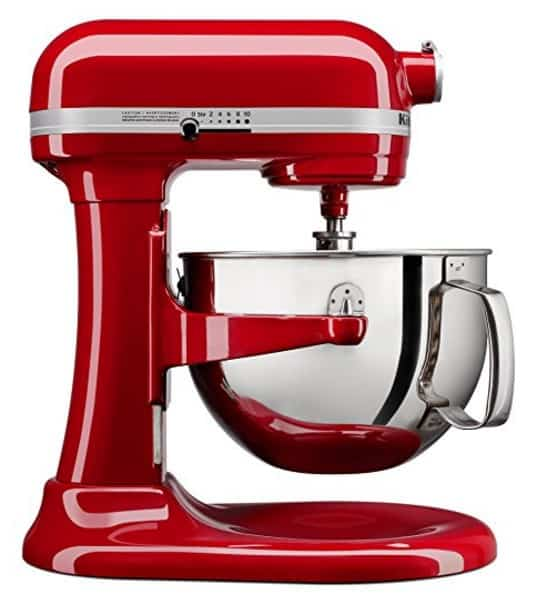 Kitchenaid Professional 6 Qt Bowl Lift Stand Mixer Only