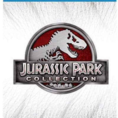 Jurassic Park Collection on Blu-ray only $19.99 Today Only, Free Shipping Eligible!