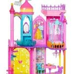 Save 51% on the Barbie Rainbow Cove Princess Castle Playset, Free Shipping Eligible!