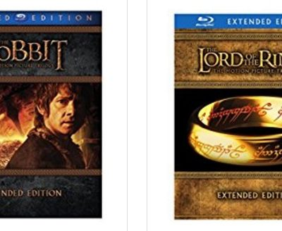 Save Up to 78% on The Lord of the Rings and The Hobbit Movie Collections Today Only, Free Shipping Eligible!