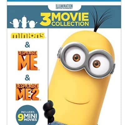 Save 40% on the Despicable Me 3-Movie Collection Today Only, Free Shipping Eligible!