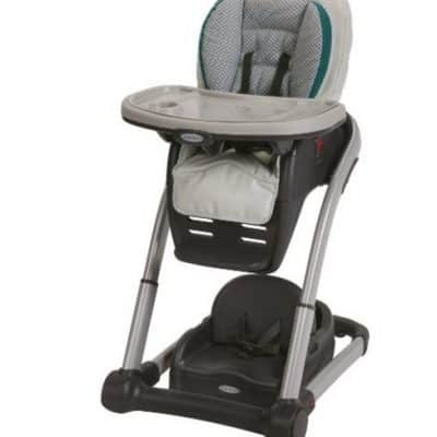 Save 40% on the Graco Blossom 4 in 1 Convertible High Chair Seating System , Free Shipping Eligible! Today Only!