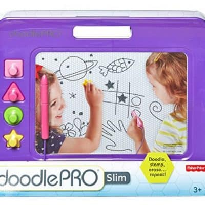 Save 44% on the Fisher-Price Slim Doodle Pro, Free Shipping Eligible!