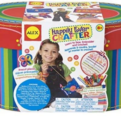 Save 64% on the ALEX Toys Craft Happily Ever Crafter, Free Shipping Eligible!