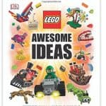 Save an Extra $5 off $15 Book Purchase! Save 50% off LEGO Awesome Ideas, Free Shipping!