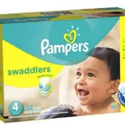 Amazon Diaper Deal: Save 20% off Pampers Diapers + Extra 25% off with Coupon, Free Shipping Eligible!