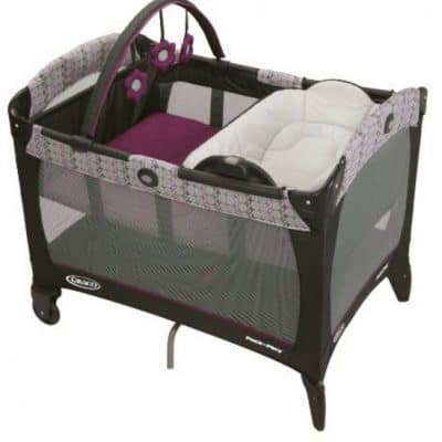 Save 29% on the Graco Pack 'N Play Playard with Reversible Napper and Changer, Free Shipping Eligible!