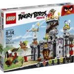 Save 20% on the LEGO Angry Birds King Pig's Castle Building Kit, Free Shipping Eligible!