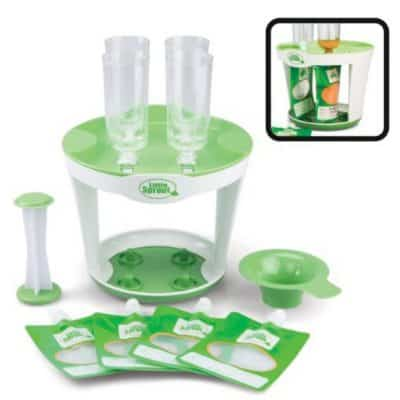 Save 36% on the Baby Food Maker – Make your Own Babyfood Squeeze Pouches, Free Shipping Eligible!
