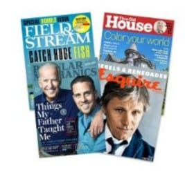 Amazon Magazine Deal: Best-Selling Magazines for Last Minute Holiday Gifts as low as $5!