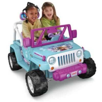 Save Up to 25% Or More on Select Power Wheels Ride-On Toys Today Only, Free Shipping Eligible!