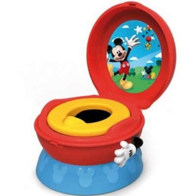 Save Up to 30% off The First Years Disney Junior 3-In-1 Potty System, Free Shipping Eligible!