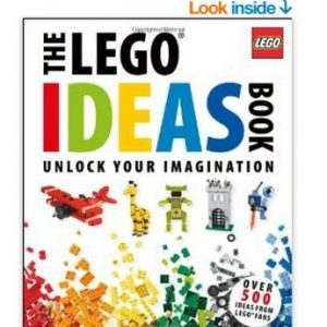 Save 76% on the The LEGO Ideas Book Hardcover, Free Shipping Eligible!