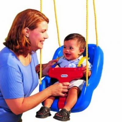 Save 43% on the Little Tikes 2-in-1 Snug N Secure Swing, Free Shipping Eligible!