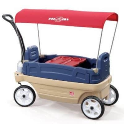 Save 27% on the Step2 Whisper Ride Touring Wagon, Free Shipping Eligible!