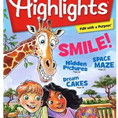 Amazon Magazine Deal: Highlights Magazine Only $3.33/Issue!