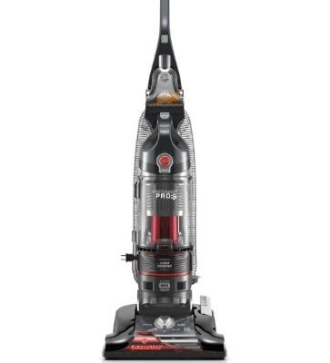 Save 46% on the Hoover WindTunnel 3 Pro Pet Bagless Upright Vacuum Today Only, Free Shipping Eligible!