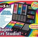 Save 49% on the Cra-Z-Art 250 Pc Deluxe Art Set, Free Shipping Eligible!