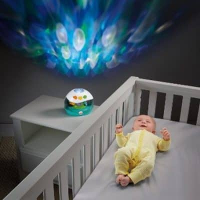 Save 34% on the Fisher-Price Calming Seas Projection Soother, Free Shipping Eligible!