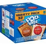 Pop-Tarts 32-Count Variety Strawberry and Frosted Brown Sugar Cinnamon only $4.90, Free Shipping Eligible!