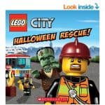 Save 40% or More on the The LEGO City Books {LEGO City: Halloween Rescue 41% off!}, Free Shipping Eligible!