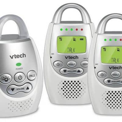 Target Online Deal: Save 50% on the VTech Safe&Sound 2 Parent Digital Audio Baby Monitor, Free Shipping Eligible!