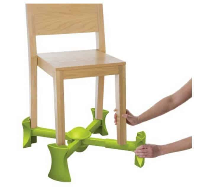 chair booster