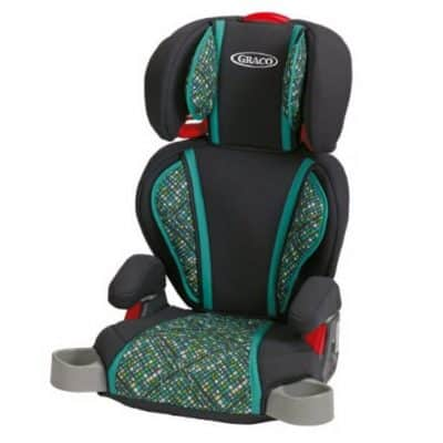 Save 42% off Graco Affix Backless Youth Booster Car Seat, Free Shipping Eligible!
