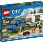 Save 40% on the LEGO CITY Van & Caravan, Free Shipping Eligible!