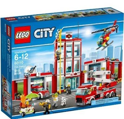 Target Online Deal: Save 20% on LEGO City, LEGO Minecraft and LEGO NEXO Knights, Free Shipping Eligible!