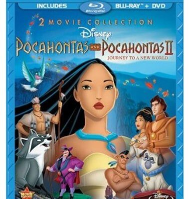 Pocahontas / Pocahontas II: Journey To A New World: Special Edition (Blu-ray + 2-Disc DVD) Only $9.96, Free Shipping Eligible!