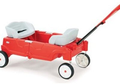 Save 64% on the Little Tikes Fold 'n Go Folding Wagon, Free Shipping Eligible!