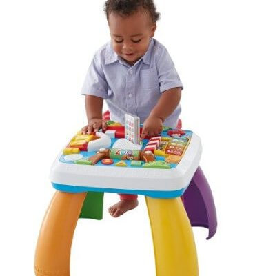 Save 31% on the Fisher-Price Laugh & Learn Around The Town Learning Table, Free Shipping Eligible!