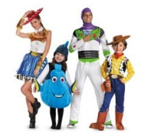 Save up to 50% (or More!) off Halloween Costumes for the Family Today Only, Free Shipping Eligible!