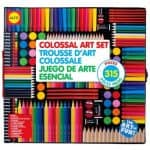 Save 65% on the ALEX Toys Artist Studio Colossal Art Set, Free Shipping Eligible!
