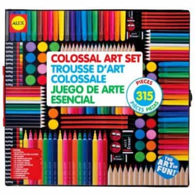 Save 59% on the ALEX Toys Artist Studio Colossal Art Set, Free Shipping Eligible!