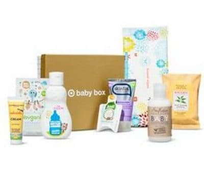 Target Baby Box only $7 ($30 Value), Free Shipping Eligible!