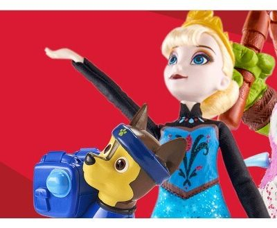 Target Online Deal: Save Up to $25 off Your Toy Purchase!
