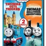 Thomas & Friends: Thomas Gets Tricked / Thomas' Halloween Adventures Double Feature DVD just $5, Free Shipping Eligible!