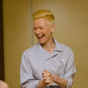marvel mom blogger press trip tilda swinton in doctor strange