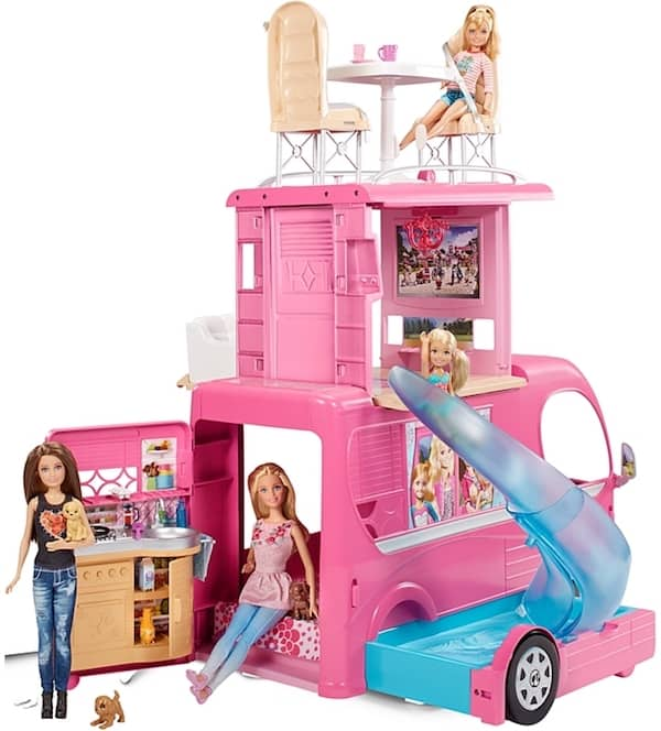 barbie pop up camper reviews