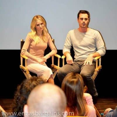 Interviewing the Couple: BEN & LAUREN: HAPPILY EVER AFTER? #BenandLaurenEvent #DoctorStrangeEvent