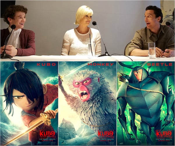 blogger press trip Kubo and the Two Strings