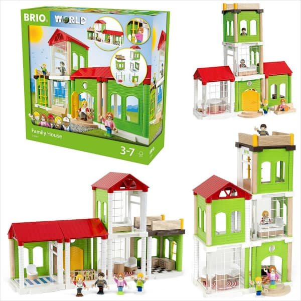 brio world family house review