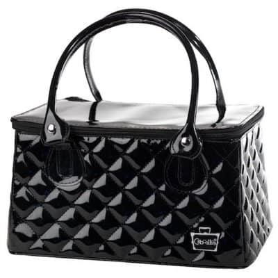 caboodles heartthrob long quilted tote